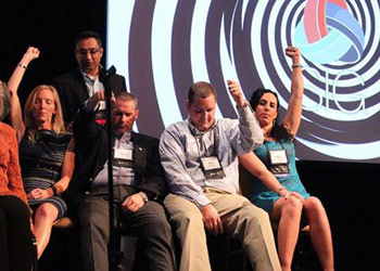 Corporate Hypnosis Show Tom DeLuca