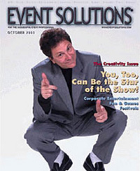 Event Solutions Tom DeLuca